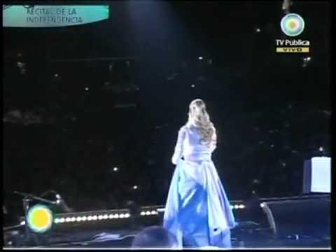 Gladys LA BOMBA    Luna tucumana (Recital de la independencia)