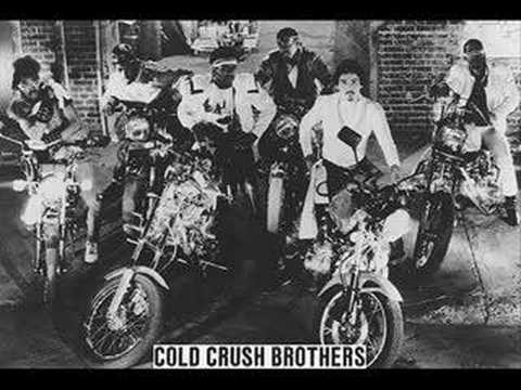 Cold Crush Brothers - Fresh, Fly, Wild, And Bold