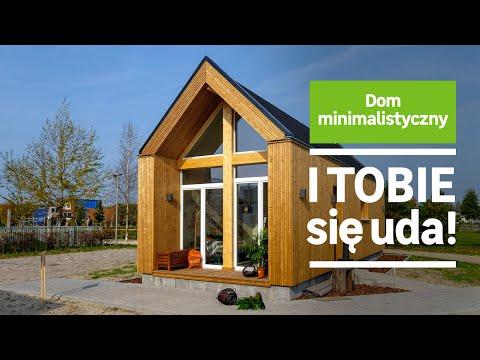 Dom minimalistyczny (wideo)
