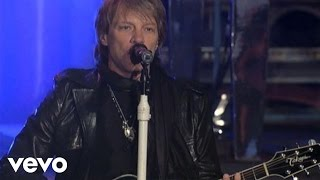 Bon Jovi - Who Says You Can't Go Home (Live)