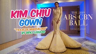 Kim Chiu's Road To ABS-CBN Ball 2019 behind the scenes