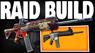 The Division 2 - BEST RAID DPS BUILD INSANE DAMAGE !!