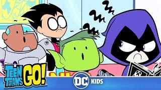 Teen Titans Go! | Pranks! 🤡| DC Kids