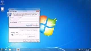 How to Setup Auto Login for Windows 7