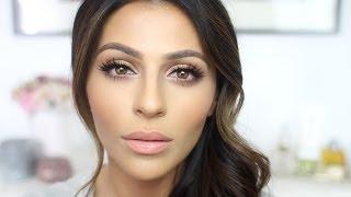 How To Contour and Highlight Makeup Tutorial | Teni Panosian