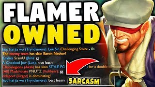 THIS GUY CALLED MY LEE BAD BUT THEN GETS MATCHED AGAINST ME | Lee Sin Jungle - League of Legends