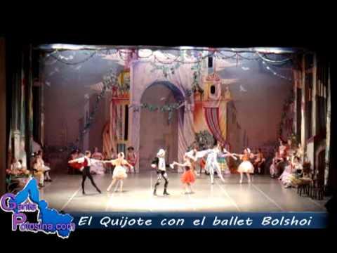 Ballet Bolshoi y Don Quijote [gentepotosina.com]