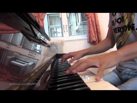 楊丞琳 - 想幸福的人 (鋼琴版)