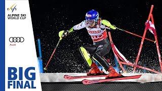 Geiger vs. Shiffrin | Big Final | Stockholm (City Event) | Ladies' PSL | FIS Alpine