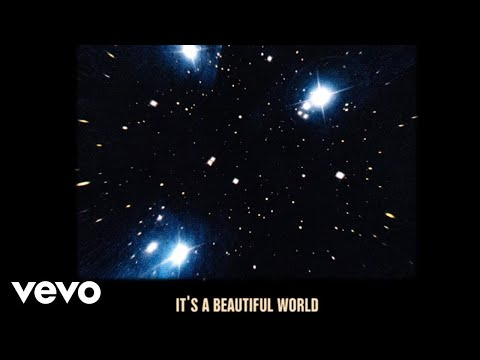Noel Gallagher's High Flying Birds - It's A Beautiful World (Official Lyric Video)