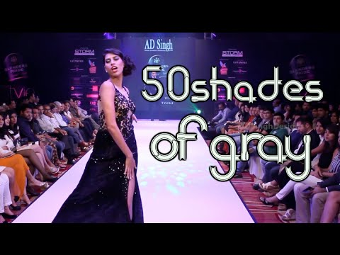 50 Shades of Grey - An AD Singh Show - Pune Style Week 2014