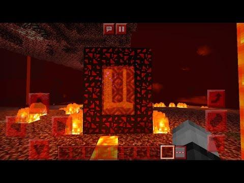 18 TẦNG ĐỊA NGỤC THẬT SỰ TỒN TẠI TRONG MCPE | Minecraft PE 1.0.5 CHÍNH THỨC