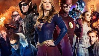 Comic Uno Top 5 DC TV Shows (Topic Video)