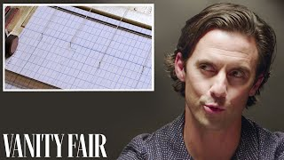 This Is Us Star Milo Ventimiglia Takes A Lie Detector Test | Vanity Fair