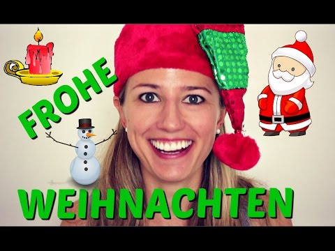 MERRY CHRISTMAS! FROHE WEIHNACHTEN! (+ SPECIAL GAME WITH PRIZE!)