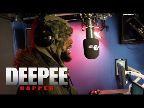 Deepee - Fire In The Booth
