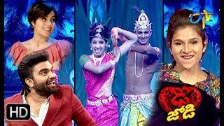 Dhee Jodi   20th March 2019     Full Episode   ETV Telugu