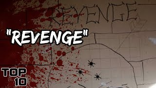 Top 10 Scary Things Written On Prison Walls