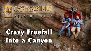 Terror Dactyl Featurette - Terrifying Thrill Ride at Cave of the Winds