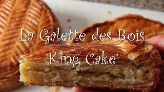 Galette des Rois - King Cake Recipe - Bruno Albouze - THE REAL DEAL