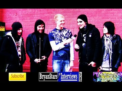 Baixar Motionless In White Interview UNCUT Black Veil Brides Tour  2011