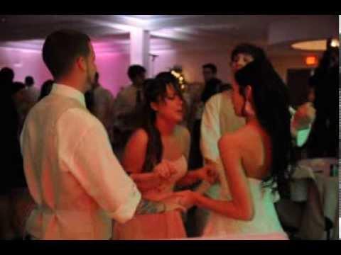 Stefanie & John's Wedding Reception - Dancing