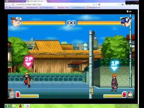 4399.com Bleach vs Naruto V2.1 Review