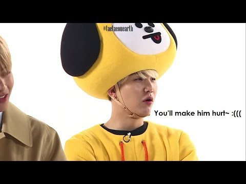 HOW BTS PROTECT & SUPPORT TAEHYUNG!