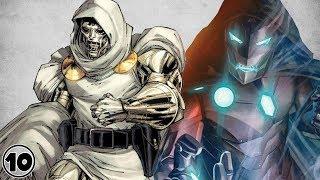 Top 10 Alternate Versions of Doctor Doom