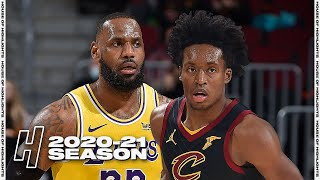 Los Angeles Lakers vs Cleveland Cavaliers - Full Game Highlights | January 25, 2021 NBA Season