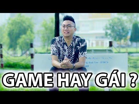 Game Hay Gái - Phim Hài Cười Vui Bể Bụng