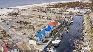 After hurricane, Mexico Beach's mayor hopes town can recapture its old feel