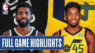NETS at JAZZ | FULL GAME HIGHLIGHTS | November 12, 2019