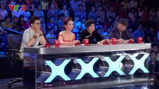 [FULL HD] Vietnam's Got Talent 2014 Tập 8 FULL (16/11/2014)