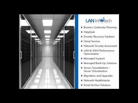Lan InfoTech BankAtlantic Ad