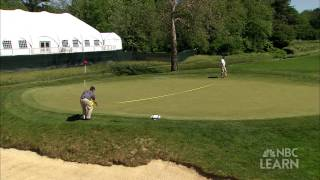 Science of Golf: Course Setup