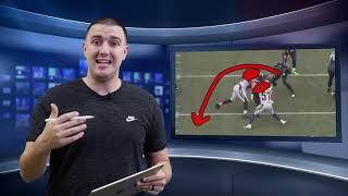Jake Heaps' Film Room on Seahawks vs Chargers - wk9