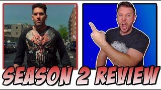 The Punisher - Season 2 Review (Marvel Netflix Series)