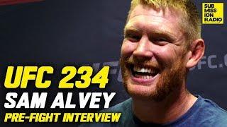 UFC 234: Sam Alvey Addresses Criticisms, says Kurt Angle's Ankle Lock is Favourite WWE Move
