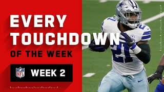 Every Touchdown from Week 2 | NFL 2020 Highlights