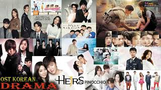 Korean Drama The Best 2017   Sountrack Korean Popular Drama Sad Make you cry   YouTube