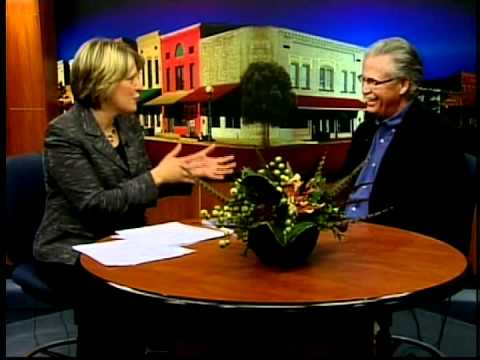 Thomas Roberts Interview on WEAU-13 Eau Claire on Mindful Parenting
