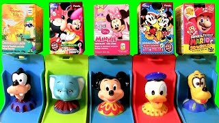 Mickey Mouse Clubhouse Pop-Up Surprise Boxes Disney Baby Toys
