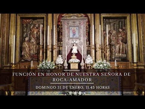 Función en honor de Nuestra Señora de Roca-Amador