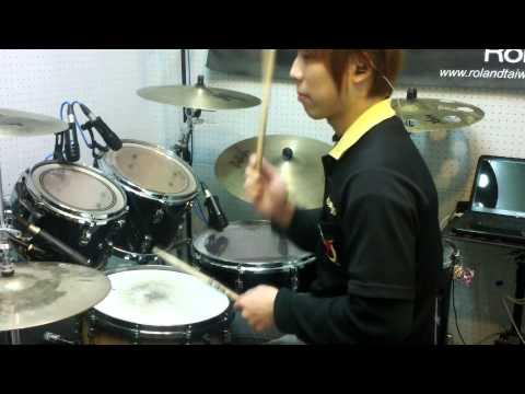 A-Mei 張惠妹 分生 Drum Cover By 阿哲