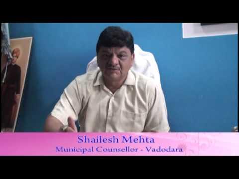 SafalShiksha.com Testimonial by Shailesh Mehta (Municipal Counsellor- vadodara)
