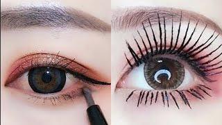Eye Makeup Natural Tutorial Compilation ♥ 2019 ♥ #220