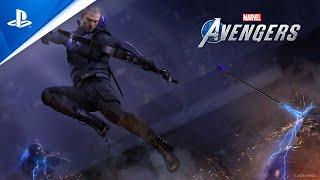 Marvel's avengers :  teaser