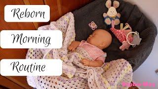 Reborn Morning Routine l Reborn Life