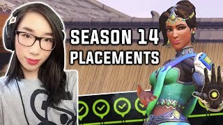 Season 14 Placements